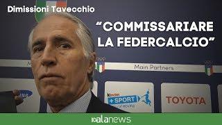 """FIGC, Malagò: """"Unica soluzione commissariare la Federcalcio"""""""