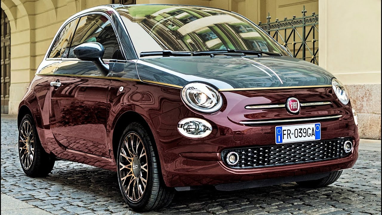 2019 Fiat 500 Collezione Style And Technology