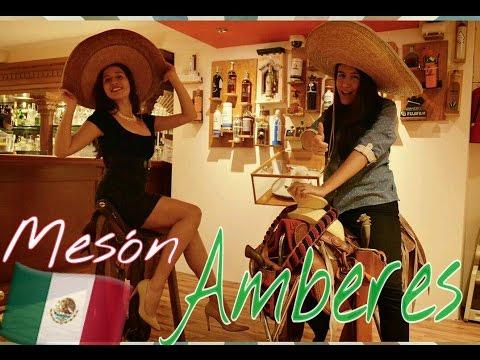 Donde comer en el DF | Mesón Amberes | Restaurantes Mexicanos