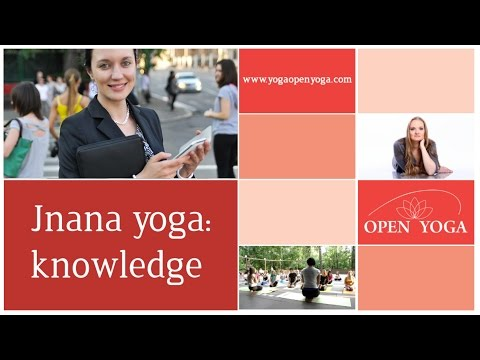 How to start Jnana yoga? Yoga theory. Jnana yoga studies for beginners. Grown your intellect.