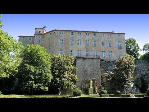 Entrecasteaux, Provence, Var, France [HD] (videoturysta)