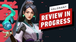 Valorant Review in Progress (Video Game Video Review)