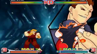CAPCOM FIGHTERS Mugen All Supers