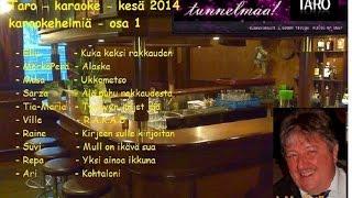 Taro - Karaoke - osa1 - Härmän JOKKE