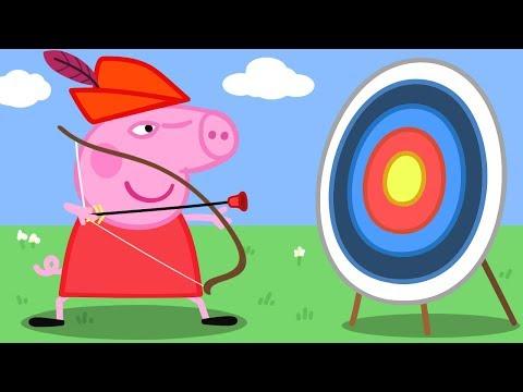 Świnka Peppa -Bajki dla dzieci