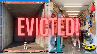 WHY I'M GETTING EVICTED!