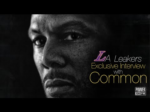 Common: How Rap Music Can Help Those Struggling, Violence + Build Social Awareness