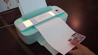 HP Deskjet Ink Advantage 3785 - najmniejsze wielofunkcyjne urządzenie | DrTusz