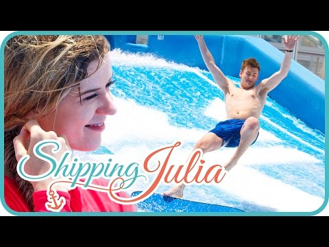 Surfing Wipeouts - Shipping Julia Ep. 2