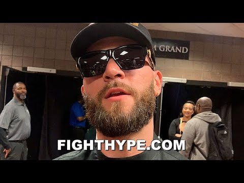 CALEB PLANT GOES COUNTRY ON WILDER-FURY 2; REACTS TO WILDER'S