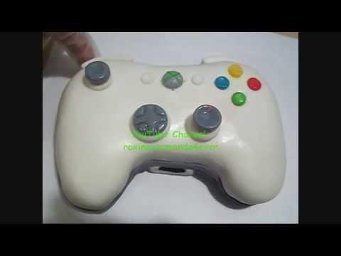 Tutorial Control Xbox Cake Topper By Roxana