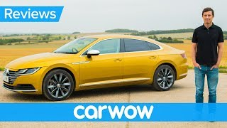 Volkswagen Arteon 2019 detailed in-depth review | Mat Watson Reviews