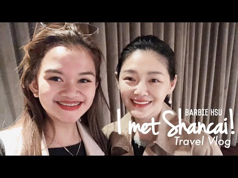 I MET SHANCAI IN TAIWAN!! ❤️(dream come true) | Victoria Pendatun