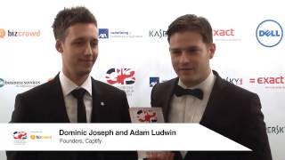 Great British Entrepreneur Awards Ceremony HD
