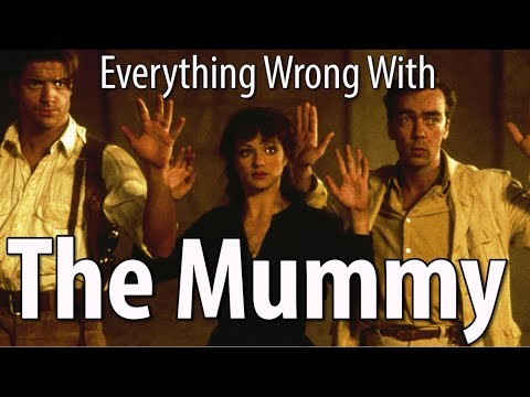 Download Youtube: Everything Wrong With The Mummy (1999)