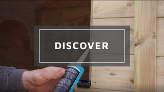 Protect Your Shed - Silicone Window Sealant