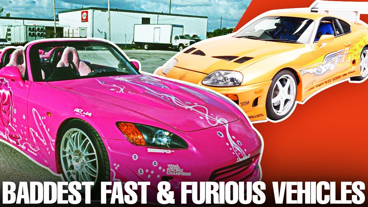 Download Top 10 Baddest Fast and Furious Vehicles