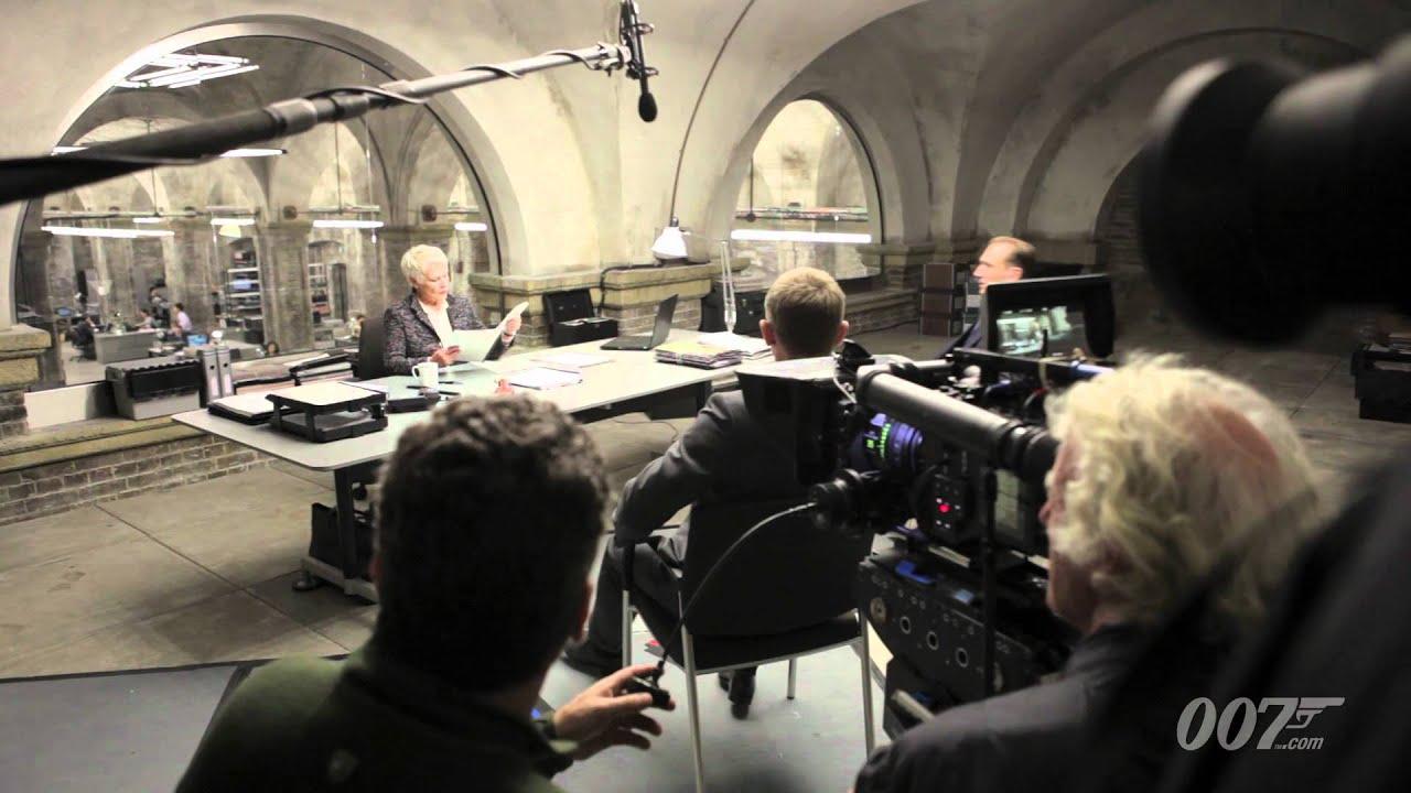 New SKYFALL Production Videoblog