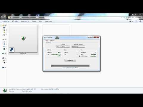 Easily Download ANY Custom IPSW Firmware With OpenIPSW