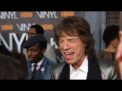 """HBO's """"Vinyl"""" Red Carpet Behind The Velvet Rope with Arthur Kade"""