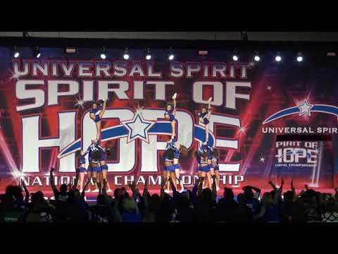 CJA Bombshells Xsmall Senior 5 - Spirit of Hope Day 2