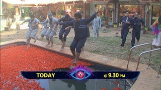 Raja gari kosam Mala cheyataniki housemates Task ready #BiggBossTelugu2 Today at 9:30 PM
