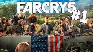 НАЧАЛО ИГРЫ И ПОЛНОЕ ПРОХОЖДЕНИЕ ПРОЛОГА ● Far Cry 5 #1