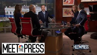 Full Panel: How Will Iran Tensions Impact 2020 Election? | Meet The Press | NBC News