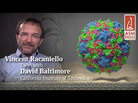 Interview with David Baltimore, PhD, Principles of Virology, 4th Edition