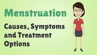 Menstruation - Causes, Symptoms and Treatment Options