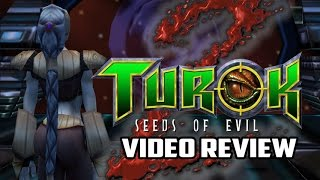 Turok 2: Seeds of Evil PC Game Review(Follow me on Twitter: https://twitter.com/Ggdograa Join the Gggmanlives Steam Group: http://steamcommunity.com/groups/gggmanlives Reddit Fanpage: ..., 2016-04-16T10:53:14.000Z)