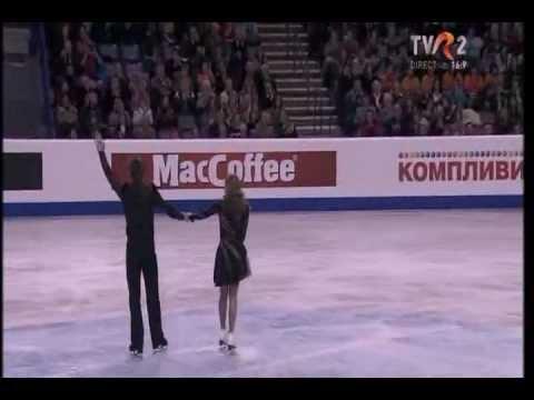 Julia Zlobina & Alexei Sitnikov - Free Dance (Aqulle by Rene Aubry) ...
