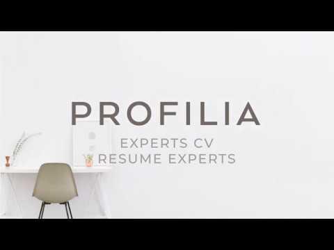 Profilia Resume Experts - Resumes, Letters  LinkedIn Writing