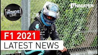 F1 IN 10 | LATEST NEWS | Russell apologises for Bottas crash, Sergio Perez is pushing hard & more