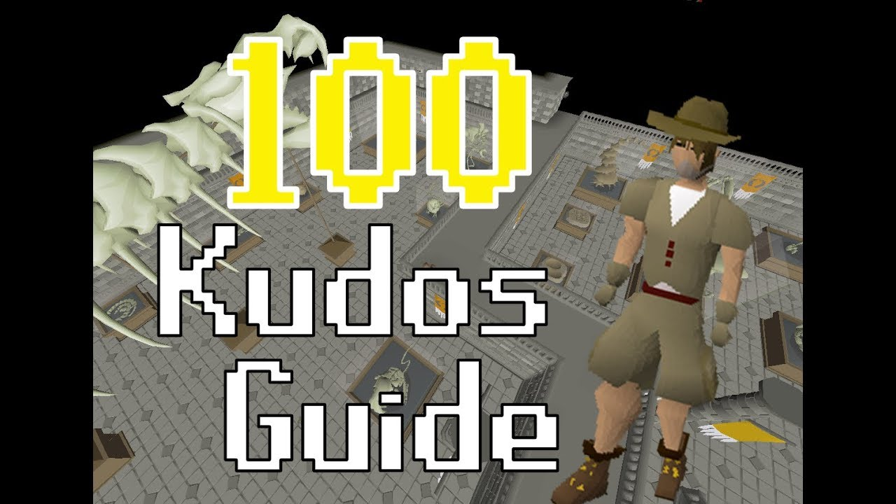 Quick Guide: 100 kudos (Skiller friendly)