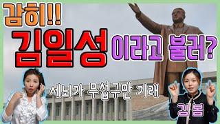 탈북 후 처음 듣는 충격적인 말은? 감히 김일성이라고 불러? ft. 김봄