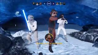 Star Wars Battlefront Heroes Vs Villains 709 Dominance