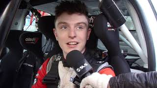 Final Interviews at the 2019 Carrick on Suir Forest Rally