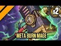 Hearthstone Boomsday Laddering Meta Burn Mage P2 mp3