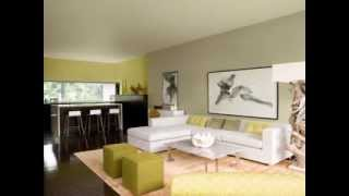 Diy Wall Color Decorating Ideas For Living Room