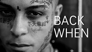 Back When - Lil Skies | Newschool | Chill Trap Type Beat | Hip Hop Instrumental | (2019)