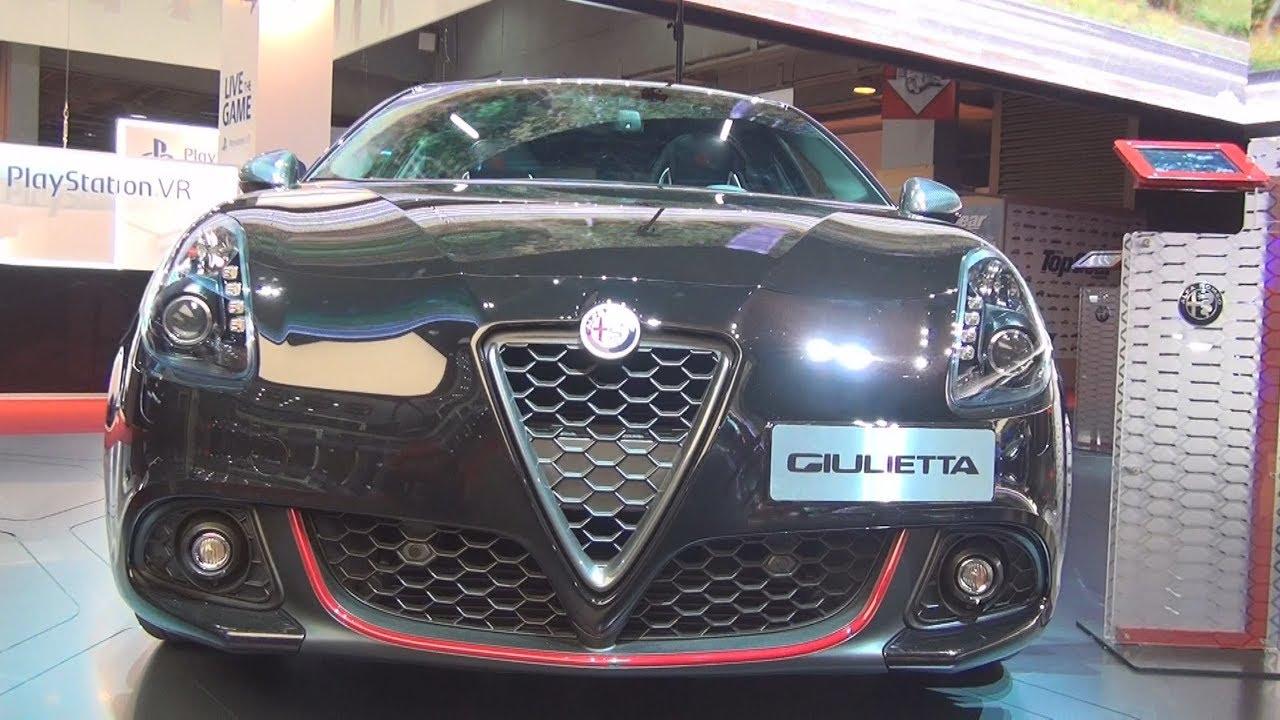 alfa romeo giulietta veloce 1750 tbi 240 hp tct 2017. Black Bedroom Furniture Sets. Home Design Ideas