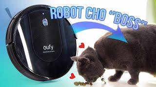 Chọn Robot hút bụi phù hợp cho nhà nuôi thú cưng?| Đánh giá Anker eufy RoboVac G10 Hybrid