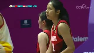 Download Video basket putri indonesia (37) vs china (139) asian games MP3 3GP MP4