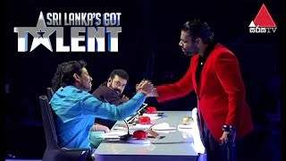 Hannibal the Magic Warrior with T.M.Dilshan | Sri Lanka's Got Talent Audition 01 Thumbnail