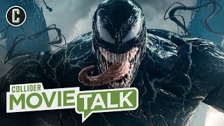 Venom Clip Reveals Tom Hardy's Transformation into the Symbiote - Movie Talk