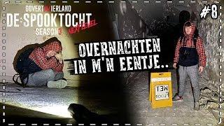 ➤ DE SPOOKTOCHT #8: In m'n Eentje Slapen in het Horror Ziekenhuis