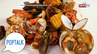 Pop Talk: Mouth-watering food at 'Seafood Shack'