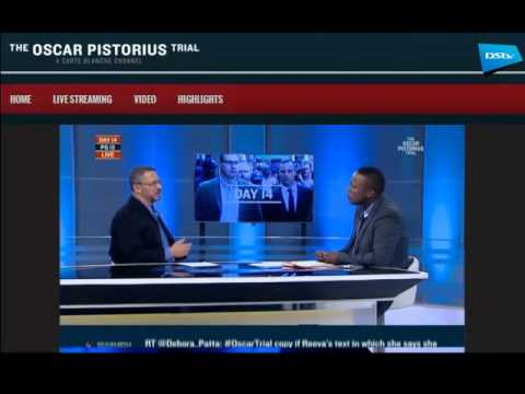 Oscar Pistorius Trial Channel interview