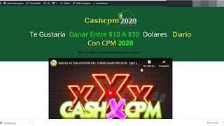 💰💰 Ganar Dinero por Internet 🤑 NUEVO ACTUALIZACION 2020